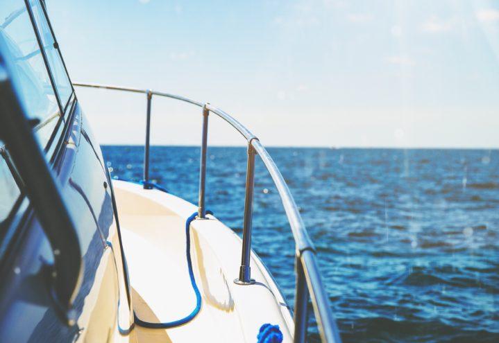 Trygg i båt