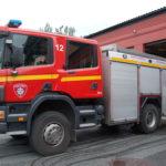 Brannbil 1.2 Reservevogn BR2861
