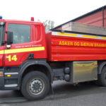 Brannbil 1.4 tankbil BR17789