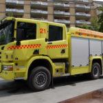 Brannbil 2.1 Førstevogn RA43269