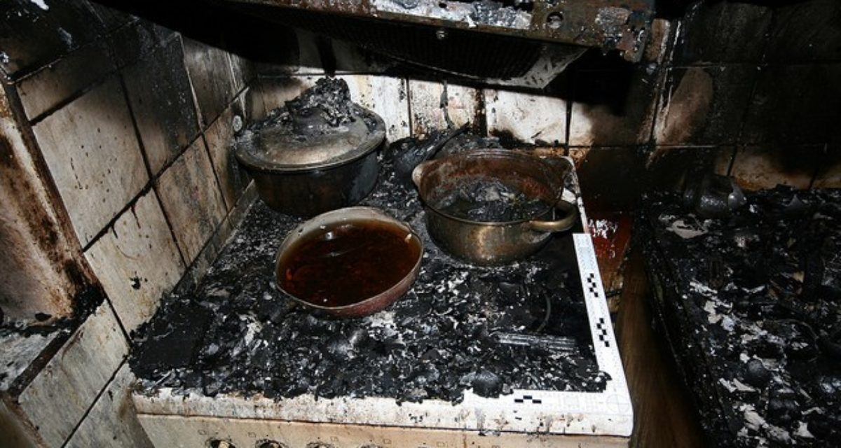 Stove guards save lives!