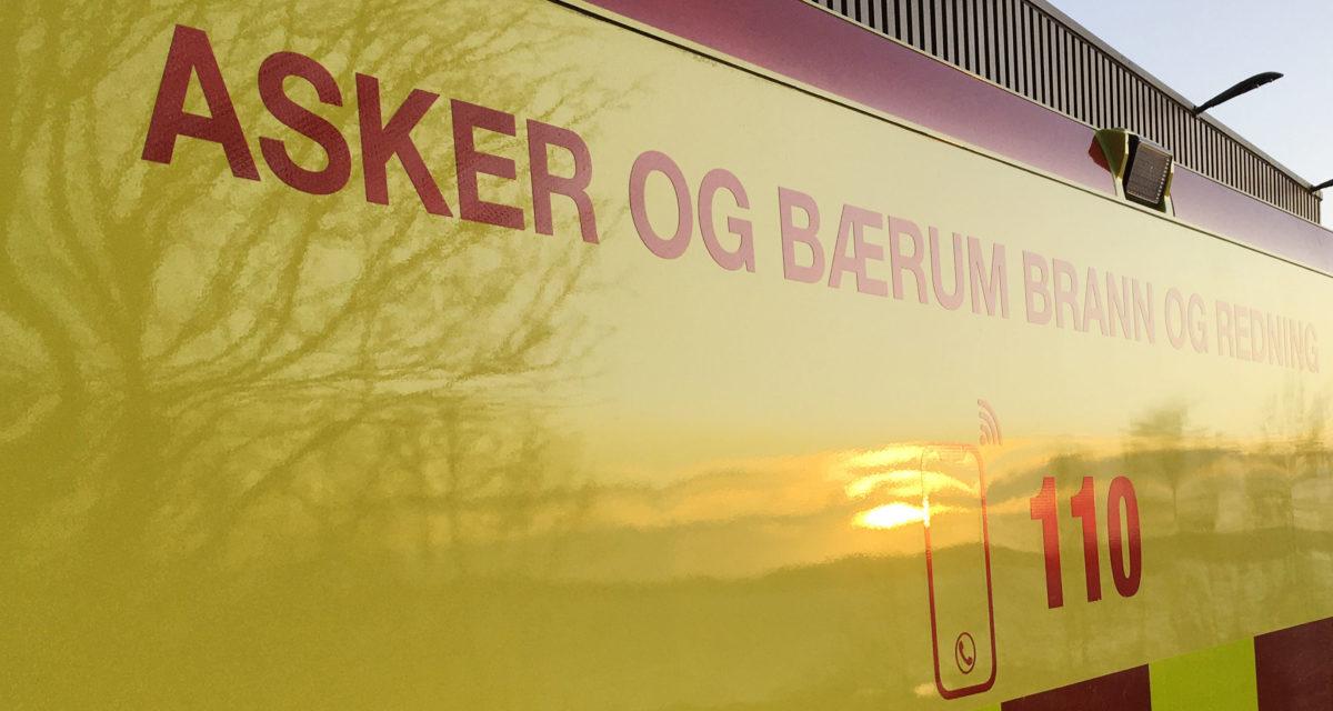 Nå er vi Asker og Bærum brann og redning!