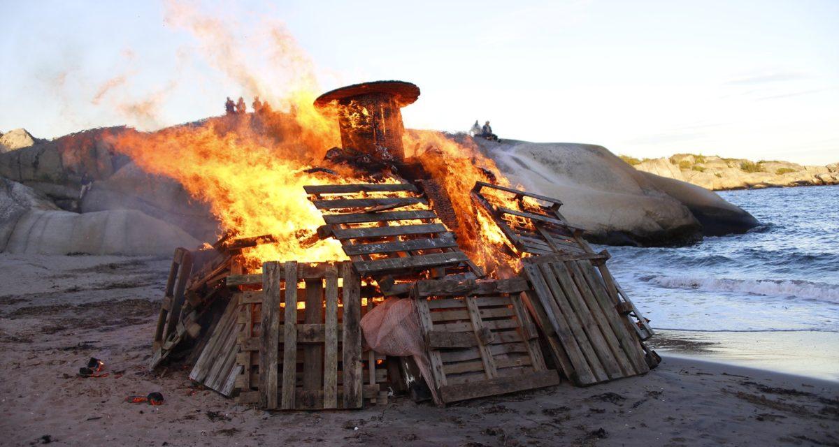 Har du søkt om tillatelse i gamle Røyken og Hurum til å tenne bål helgen før Sankthans?